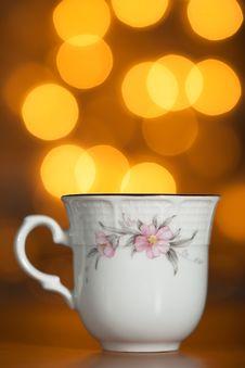 Free Fun Coffe Cup Royalty Free Stock Photo - 9308165