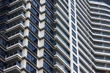 Free High Rise Apartment Living Stock Photography - 9308382