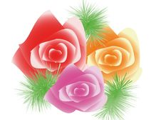 Free Bouquet Royalty Free Stock Image - 9308736
