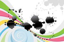 Free Blot Royalty Free Stock Image - 9309016
