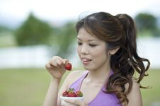 Free Fitness Series Healthy Snacks Royalty Free Stock Image - 9309196
