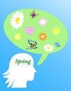 Free Spring Royalty Free Stock Photo - 9311815