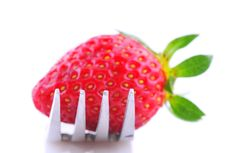Free Strawberry Royalty Free Stock Images - 9310219