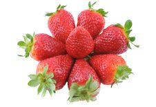 Free Strawberries Stock Photos - 9310293