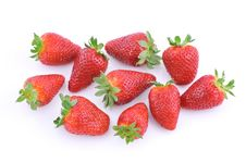 Free Strawberries Royalty Free Stock Photography - 9310387
