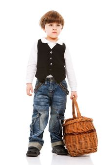 Free Basket Stock Image - 9312641