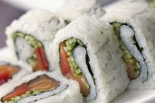 Free Sushi Royalty Free Stock Photography - 9314237