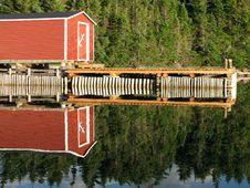 Free Near Perfect Reflection Stock Image - 9314641