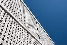 Free White Facade Of A Building Royalty Free Stock Photography - 9314657