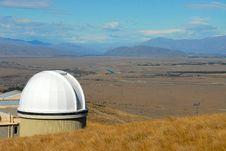 Free Mt John Observatory, New Zealand Stock Photos - 9314963