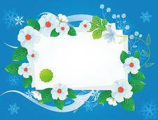 Free Floral Frame Stock Images - 9316124