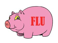 Free Swine Flu Royalty Free Stock Photo - 9316225