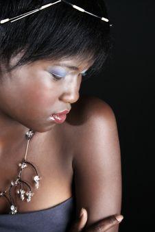 Free Female Model Stock Image - 9316451