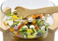 Free Salad Royalty Free Stock Photo - 9316615