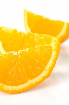 Free Orange Quarters Stock Photography - 9316682