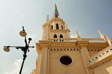 Free Gothic Style Church Stock Image - 9316791