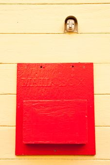Free Post Box Stock Photos - 9317743