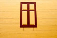 Free Thai Style Wood Window Royalty Free Stock Photo - 9318235