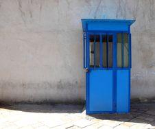 Free Kiosk Royalty Free Stock Image - 9319326