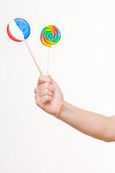 Free Lollipops Stock Image - 9319461