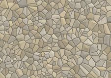Free Stone Wall Royalty Free Stock Image - 9319546