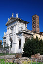 Free Santa Francesca In Roma (Rome) Royalty Free Stock Image - 9320896