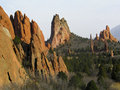 Free Garden Of The Gods Stock Photography - 9325232