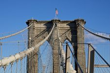 Free Brooklyn Bridge Stock Photos - 9320563