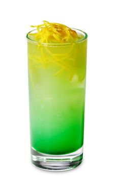 Free Green Cocktail Stock Image - 9320851