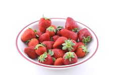 Free Strawberry Royalty Free Stock Photography - 9321357