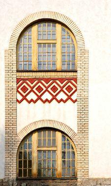 Free Tall Window Stock Photography - 9322442