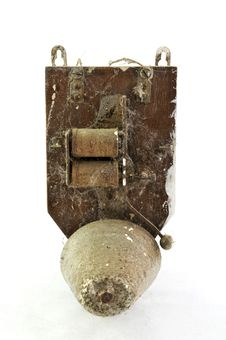 Free Old Rusty Electric Bell Royalty Free Stock Image - 9322866