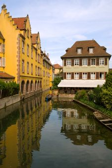 Free Petite Venice, Colmar Stock Photo - 9322870