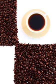 Free Coffee Time Royalty Free Stock Photos - 9323088