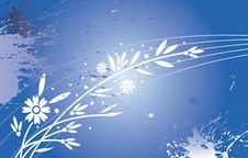 Free Floral Background Stock Image - 9323281