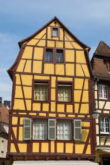 Free Petite Venice, Colmar Stock Photo - 9323310