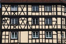 Free Half-timbered House Royalty Free Stock Photos - 9323518