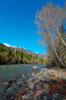 Free Mountain Landscape Stock Photos - 9323633