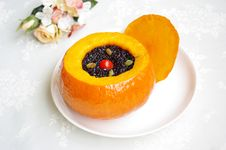 Free Pumpkin Royalty Free Stock Photography - 9324177