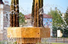 Free Detail Of Fountain Stock Photo - 9324420