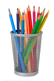 Free Colorful Pencils Stock Photo - 9324440