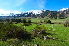 Free Mountain Landscape Stock Image - 9324441