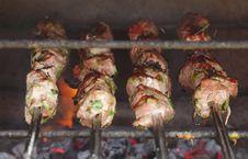 Free Kebab Royalty Free Stock Image - 9324546
