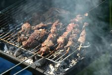 Free Barbecue Grill Stock Photo - 9325040