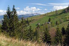Free Spring Landscape Stock Image - 9325401