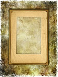 Free Old Frame Stock Images - 9325984