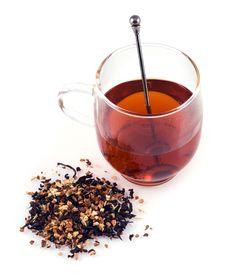 Teatime. Stock Photo