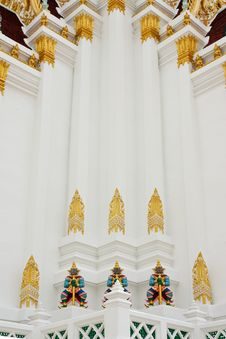 Free Giant Guardian Statues In Thai Style Royalty Free Stock Photos - 9327858