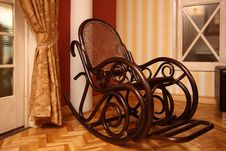 Free Rocking-chair Stock Photography - 9327982