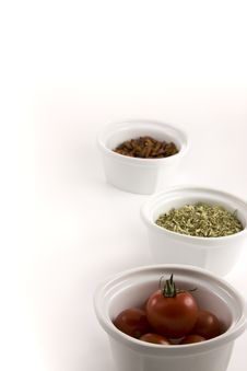 Free Mediterranean Ingredients Stock Image - 9328581